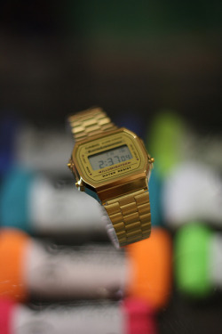 rhyminslang:  Casio Golden by HEJ Photos on Flickr.