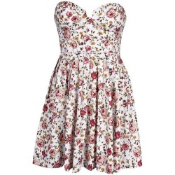 Dress (see more floral prom dresses)