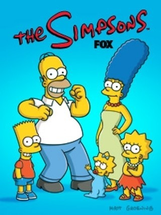 "I'm watching The Simpsons    ""the end of the world!""                      48 others are also watching.               The Simpsons on GetGlue.com"