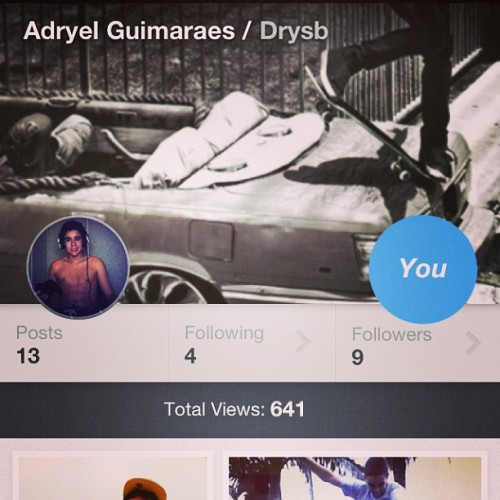 #mobli #follow segue ae galere !! Follow me