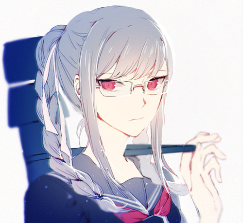 sokak:  pekoyama peko (dangan ronpa and super dangan ronpa 2) drawn by io (sinking=carousel) - Danbooru