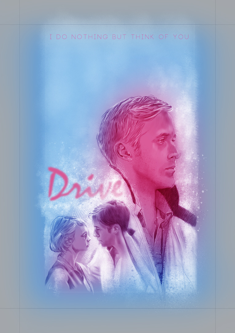 Drive - great movie, finished this for fun while watching the end of it.