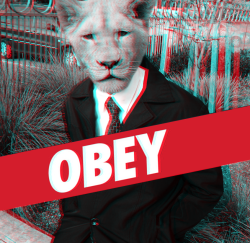 thrift-store-swag:  obey