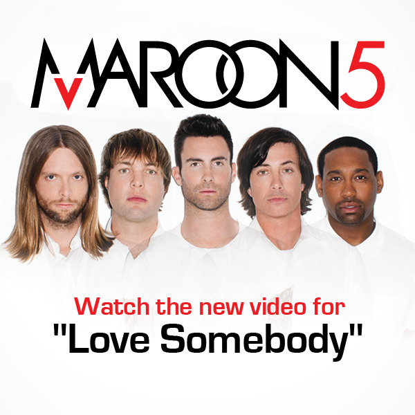 "nbcthevoice:  What a way to open the show! Watch Maroon 5's ""Love Somebody"" music video now: http://bit.ly/116hPAi"