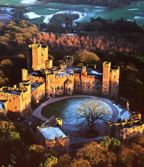 Castle Hotels in Europe | Peckforton Castle, Cheshire, UK