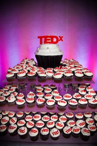 Icing worth spreading: TEDxToronto's tower of cupcakesWant more dessert action? Check out our ode to TEDx-themed cupcakes on our Facebook page — Best of: TEDx Cupcakes.