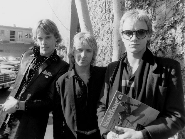 lookofrock:  The Police.  Photo by Chris Walter/WireImage.