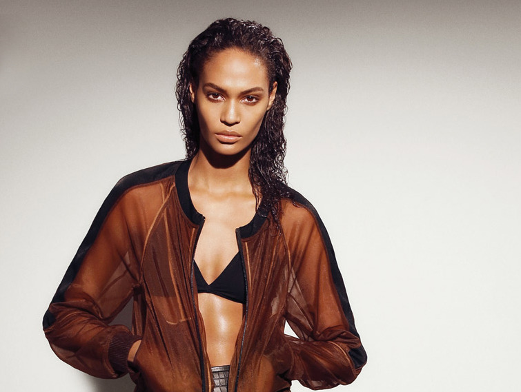Joan Smalls by Collier Schorr for The Last Magazine