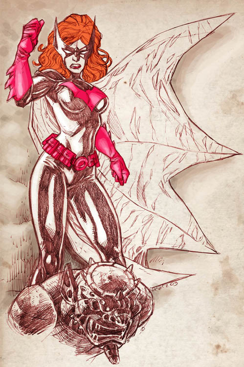 Batwoman By ~dichiara [Blog]