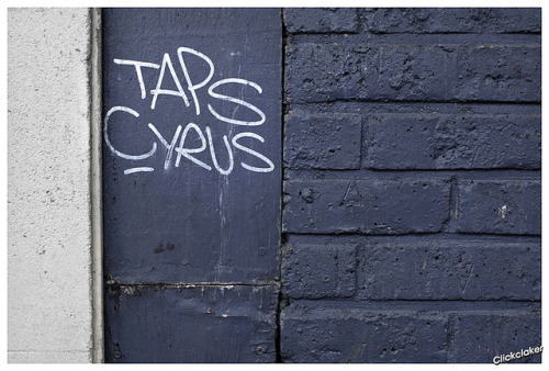 Taps / Cyrus on Flickr.