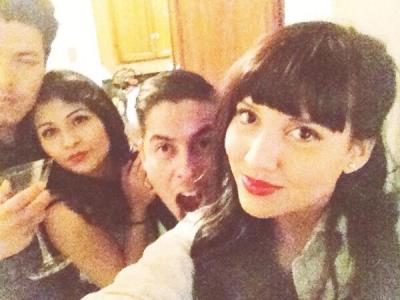 Yesterday was a random drunk night with these people lol  They are the best <3