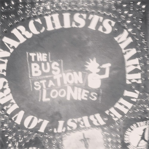 ninarchy:  Anarchists make the best love.