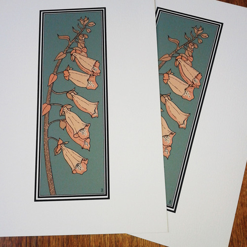 First edition Giclée botanical prints