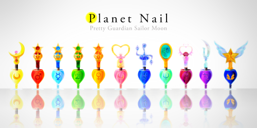 girlsbydaylight:  Planet Nail / 蒼  Oh God these are AMAZING!!!!