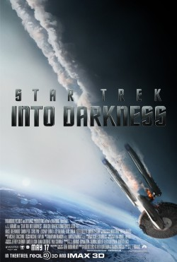 I pretty much loved STAR TREK INTO DARKNESS.  I think these Abrams Treks are the funnest movies in ages.  The cast (Pine and Quinto are great!) and JJ's direction are so good, they elevate the script.  This just left me wanting more TREK. JJ and Lindelof need to get away from Kurtzman and Orci.  Yeah, I like Lindelof.  I think he's a talented dude who, like JJ, hangs around K/O too much.  I love LOST and like PROMETHEUS* a lot, so I'm looking forward to seeing what him and Brad Bird do with TOMORROWLAND, and his new show THE LEFTOVERS. JJ desperately needs a good script.  Give that man a good script and watch out.  He's a very talented director.  I hope Michael Arndt delivers a great EPISODE VII script.  It could be something special.  *If you watch the behind the scenes doc on PROMETHEUS, you'll see Ridley Scott always walking around with wine.  Lindelof did what Ridley told him to do.  That man was drunk!  lol