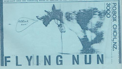 Flying Nun Records Vault An embarrassment of riches from New Zealand's finest — (mostly) live stuff from Kilgour, Dead C, Magick Heads, Snapper, The Bats, The Clean, many, many more. Thanks to Total Vibration for the heads up!