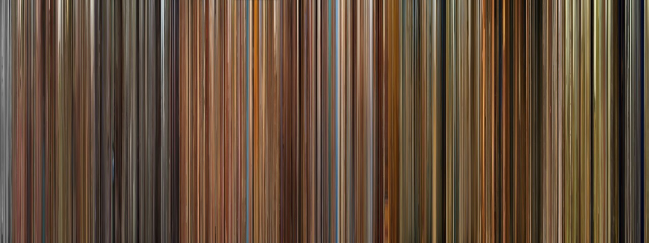 The Complete Wes Anderson (1994-2012)Widths proportional to runtime prints