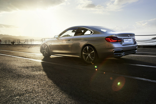 automotivated:  BMW Concept 4-Series Coupe (by upcomingvehiclesx)