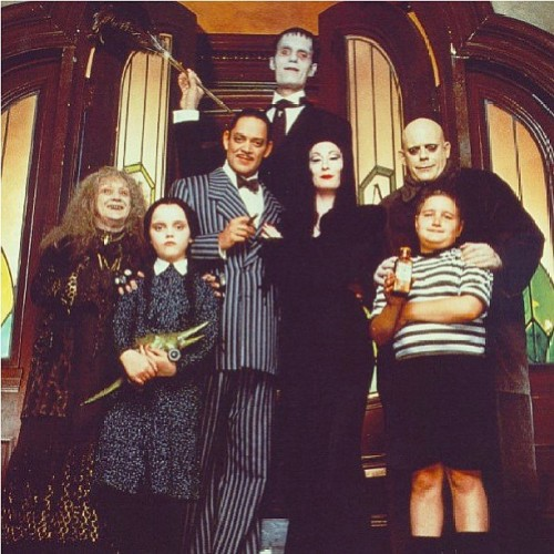 soundofrobyn:  Addams Family 💀❤ #addamsfamily #wednesdayaddams #wednesday