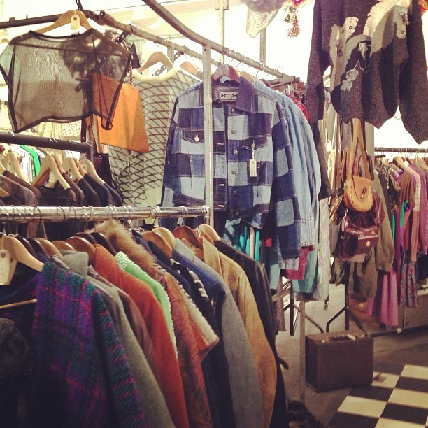 #Bricklane #vintage market in #London