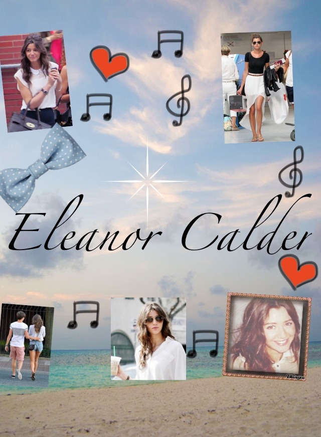 Lovely Eleanor :)
