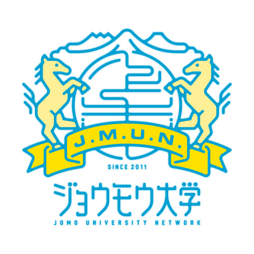 JOMO UNIVERSITY NETWORK Symbolmark & Logotype (by Maniackers Design)
