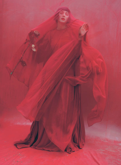 furples:  Marion Cotillard by Tim Walker for W December 2012