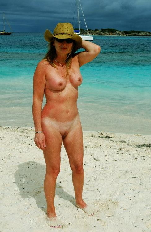 Nude orient beach sunbathing