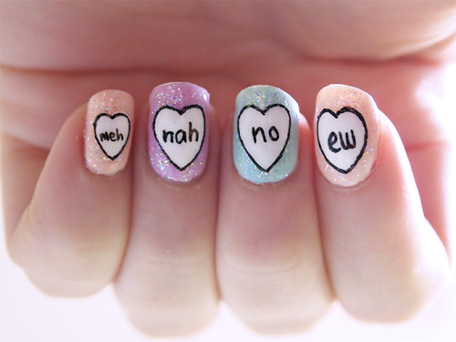 need to get my nails did like dis