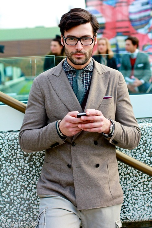 Source: fashionising.com - Pitti Uomo 83