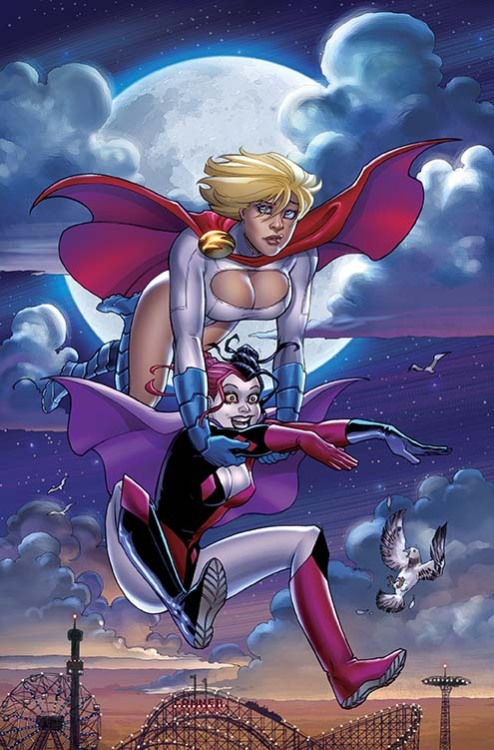 dctoncat:  2 - DC Comics November Solicitations