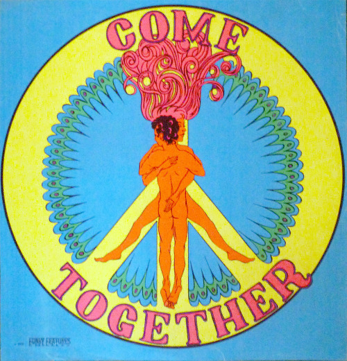 simplybek:  Come Together, 1970
