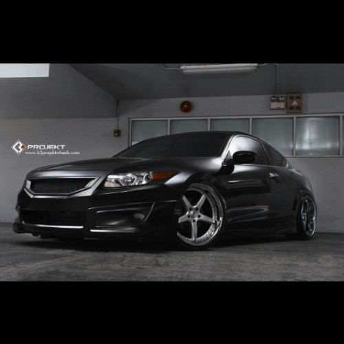 K3 Projekt Wheels #accordsociety #accordsondeck #accord #accords_on_deck #my8thgen #j35 #20inch #deepdish #felgen #rims #wheels #wheelwhores #blacklist #carporn #carswithoutlimits #stanceworks #stancenation #stancemovement #stancemiami #staggered @missroxxy #thankyou