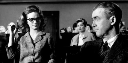Anatomy of a Murder (1959) - March 12  Paul Biegler: As a lawyer, I've had to learn that people aren't just good or just bad. People are many things.
