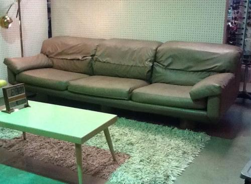 Mid Century Couch $350.00 http://on.fb.me/ZatyOt