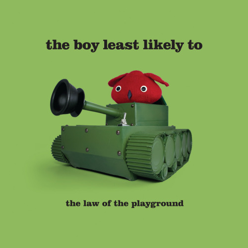 The Law of the Playground The Boy Least Likely To