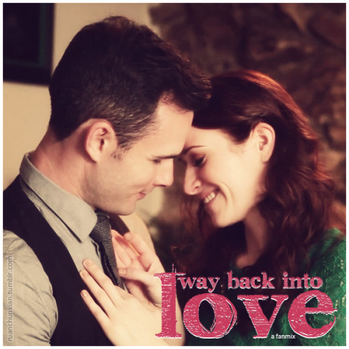 way back into love – a darcy/lizzie fanmix (Listen) (Download) Way Back Into Love – Hugh Grant and Haley Bennett // A Thousand Days – Clay Aiken // It Is You – Dana Glover // She – Elvis Costello // Can't Help Falling in Love – Ingrid Michaelson // Take Me There – Rascal Flatts // Inside Your Heaven – Carrie Underwood // Cruisin' - Huey Lewis and Gwyneth Paltrow