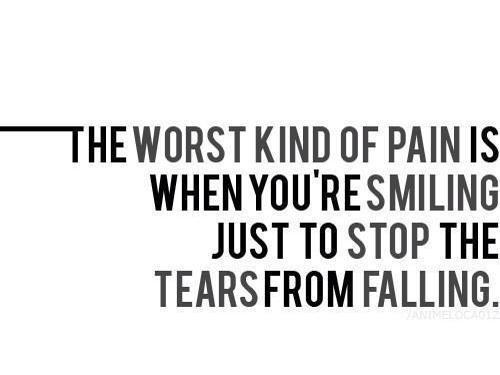 Pain | via Facebook on @weheartit.com - http://whrt.it/16ftEXw