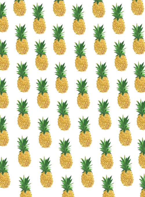 fr-shhh:  cohfee:  transparent wooo omg, it actually worked  PINEAPPLES
