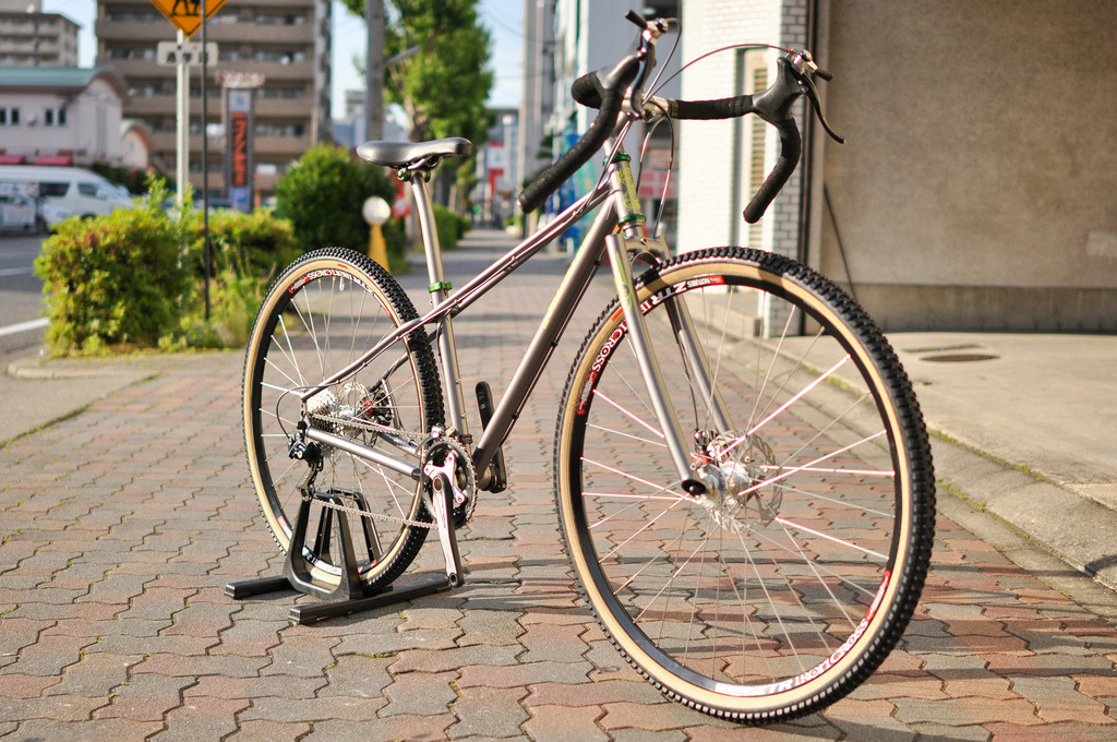 tkc:  Hunter Cycles (by Circles Japan)