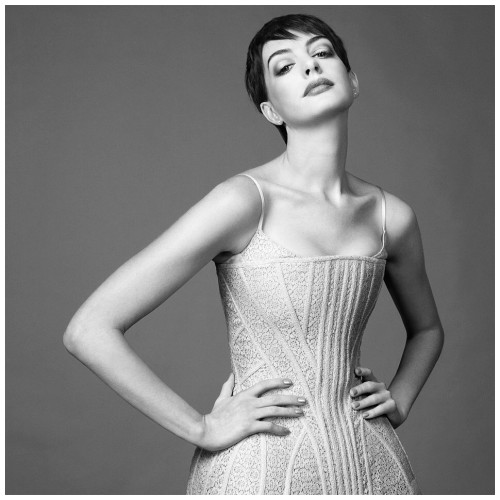 retroadv:  Anne Hathaway - Photographed by David Slijper Photographic Collection 6 […more Images]