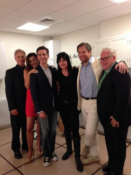 @BrianDietzen : Headed home from a great #CBS upfront week. I'm proud to be a part of this group. #NCIS pic.twitter.com/skTUgxOCp2
