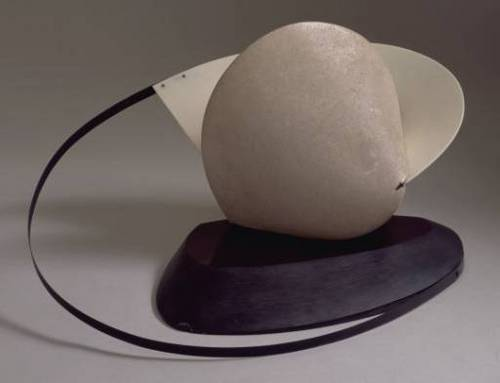 pdever: Construction: Stone with a Collar, Naum Gabo, 1933via www.tate.org.uk