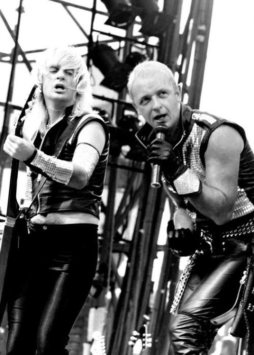 Judas Priest, 1983.