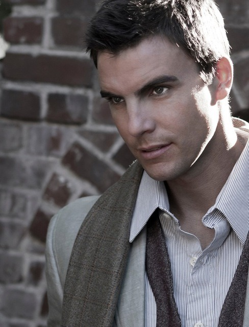 detrition:   Colin Egglesfield