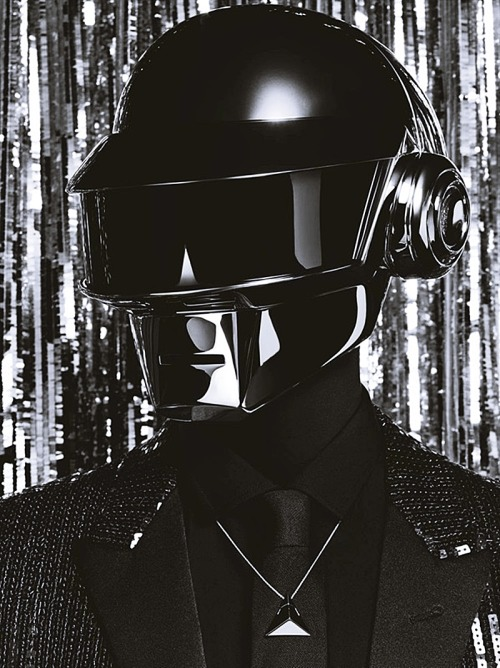 stormtrooperfashion:  Daft Punk by Hedi Slimane for Dazed & Confused, June 2013