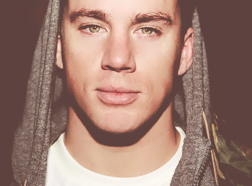 channing tatum | via Tumblr on We Heart It. http://m.weheartit.com/entry/62107798/via/sanzoca