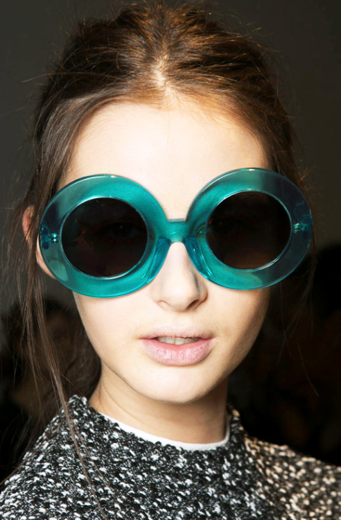 nkrajsa:  Glasses by Karen Walker