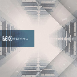 "BASICK ""FOUNDATION VOL.3""COVER_ARTWORK. (2013)*Tool : Adobe Photoshop & After Effect CS 3"