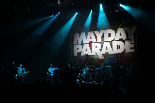 ineedtofindmywaybacktothestart:  Mayday Parade by Entrevista Teen on Flickr.